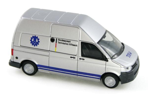 Rietze 51937 - Volkswagen T5 THW Berlin - 1:87