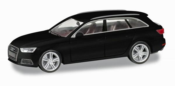 Herpa 028578-002 - Audi A4 ® Avant, brillantschwarz - 1:87