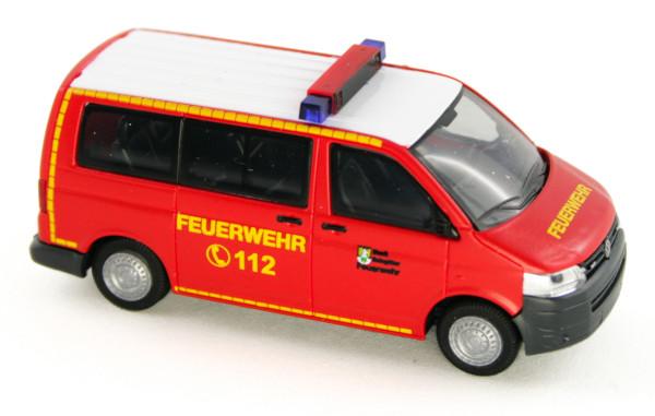 Rietze 53453 - Volkswagen T5 ´10 Feuerwehr Salzgitter - 1:87