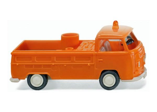 """Wiking 0316 01 - VW T2 Pritsche """"Kommunal"""" - H0"""