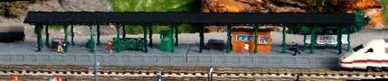 Vollmer 47759 - Freitreppe für 47760 - N (7759)