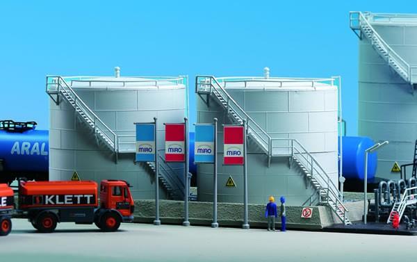 Kibri 39832 (9832) - MIRO Tankanlage - H0