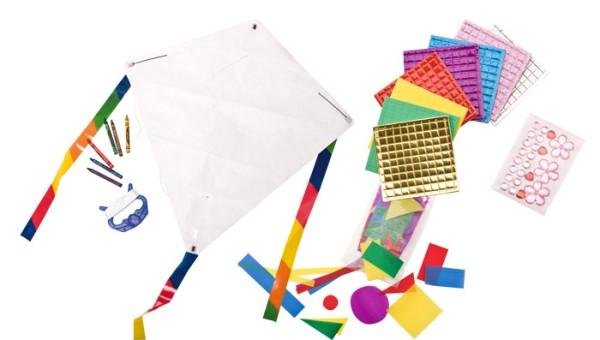 "Eddy Deco-Set ""Paint & Decorate"" von Invento-HQ (49 x 49 cm)"