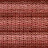 Vollmer 46028 - Mauerwerkplatte Ziegel - Kunststoff - H0 (6028) - Fläche: 0,026m²