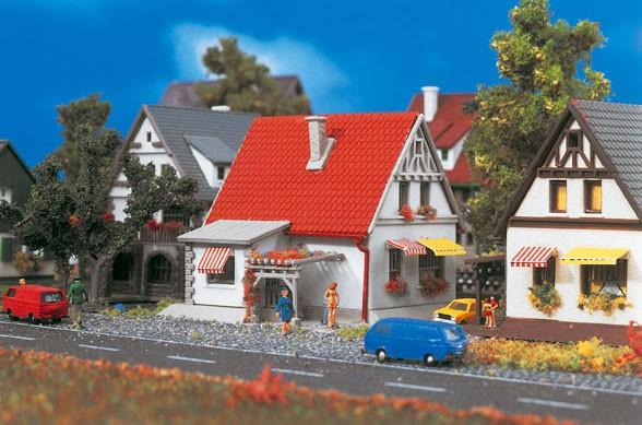 Vollmer 49574 - Wohnhaus, Adlerstr. 8 - Z (9574)