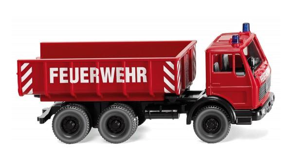 Wiking 062403 - Feuerwehr - Schuttwagen (MB) - 1:87