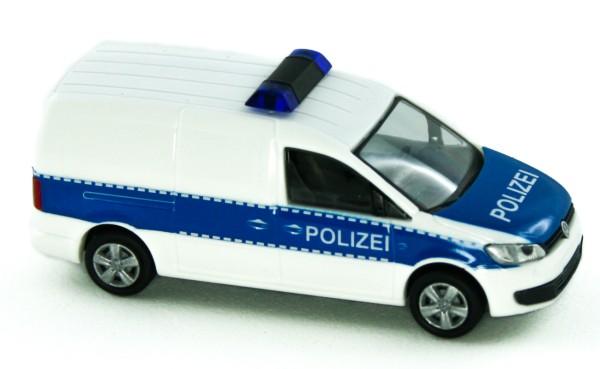 Rietze 52707 - VW Caddy Maxi 11 Polizei - 1:87