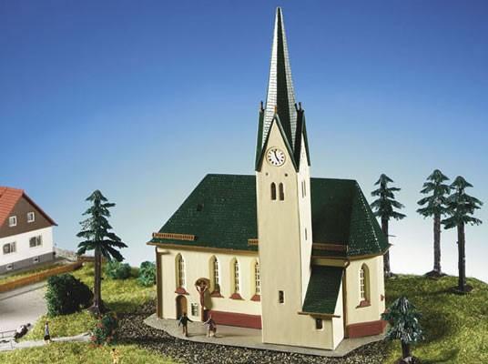 Kibri 7024 - Kirche St. Höchstädt - N - Auslaufmodell