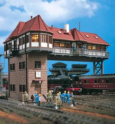 Vollmer 45735 - Reiterstellwerk Stuttgart - H0 (5735)