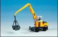 Kibri 11286 - LIEBHERR 934 Umschlaggerät - Bausatz - H0