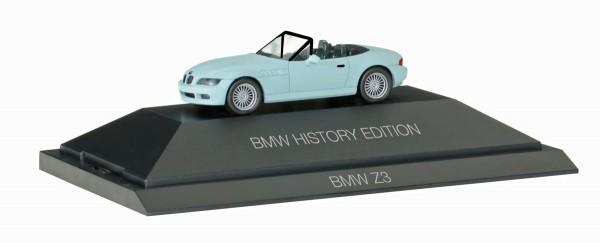 """Herpa 102032 - BMW Z3 """"BMW History Edition"""" - 1:87"""