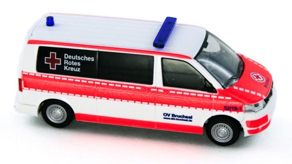 Rietze 53440 - Volkswagen T5 ´10 DRK Bruchsal - 1:87