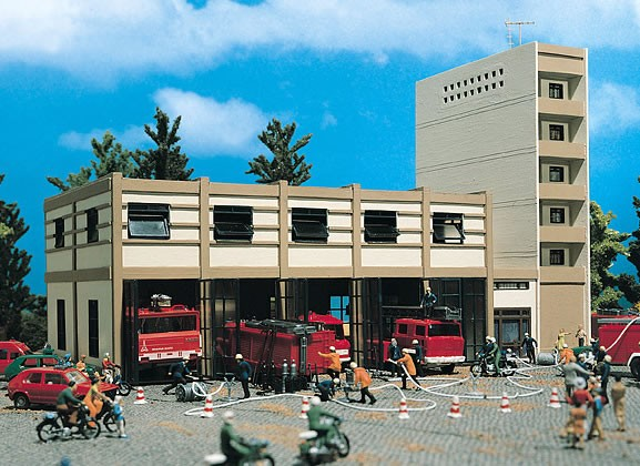 Vollmer 43759 - Städtische Feuerwehr - H0 (3759)