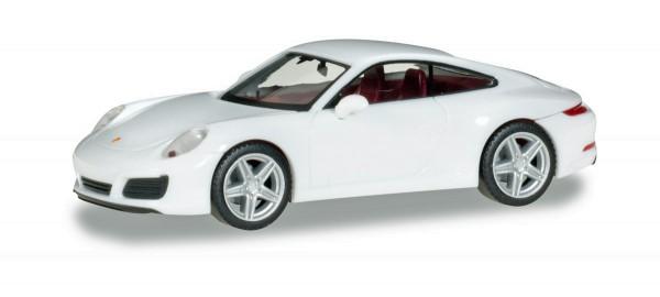 Herpa 028523-002 - Porsche 911 Carrera 2 Coupé, weiß - 1:87