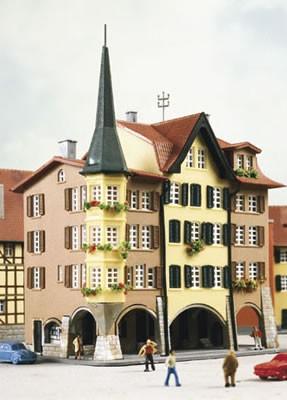 Kibri 36801 (6801) - 3 Stadthäuser Biel - Z