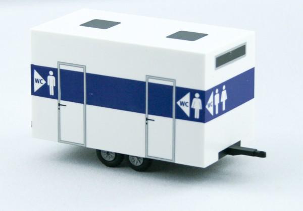 Rietze 70261 - WC-Anhänger - 1:87
