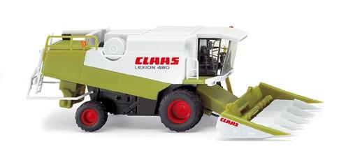 Wiking 0389 40 - Maispflücker Claas - H0