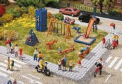 Vollmer 43665 - Kinderspielplatz - H0 (3665)