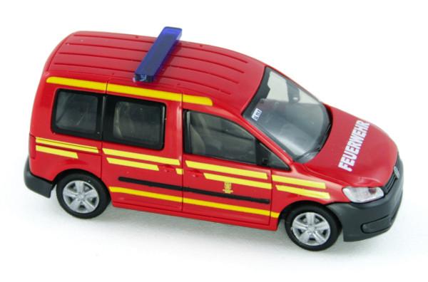 Rietze 52918 - Volkswagen Caddy ´11 Feuerwehr München - 1:87