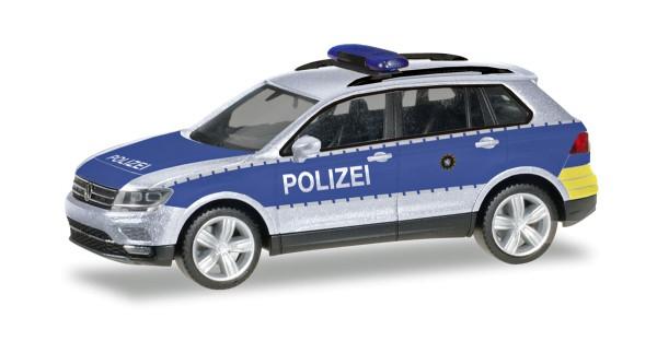 "Herpa 093613 - VW Tiguan ""Polizei Wiesbaden"" - 1:87"