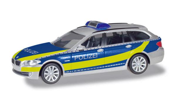 """Herpa 095600 - BMW 5er Touring """"Bundespolizei"""" - 1:87"""