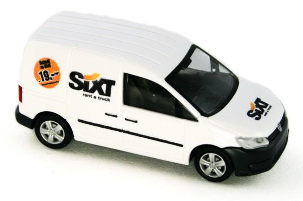 Rietze 31820 - Volkswagen Caddy 11 Kasten sixt - 1:87