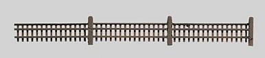 Vollmer 45013 - Gartenzaun - Länge: 190 cm - H0