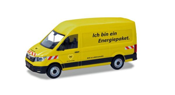 """Herpa 094573 - MAN eTGE Kasten HD """"BVG"""" - 1:87"""