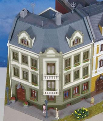 Kibri 38385 (8385) - Haus am Elbenplatz - H0