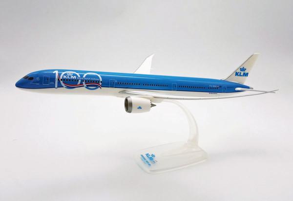 Herpa Wings 612401 - KLM Boeing 787-10 Dreamliner - 100th Anniversary - PH-BK - 1:200