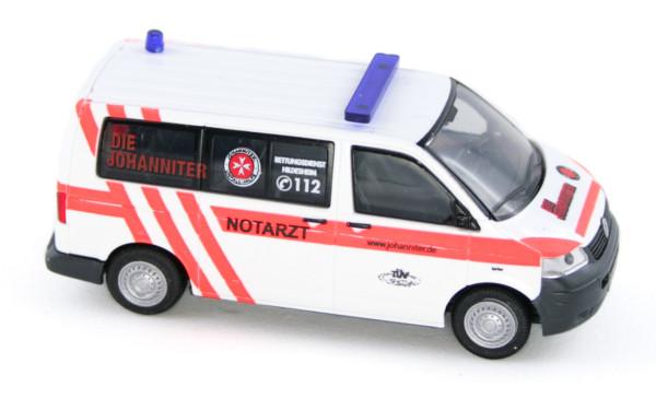Rietze 51931 - Volkswagen T5 Johanniter Hildesheim - 1:87