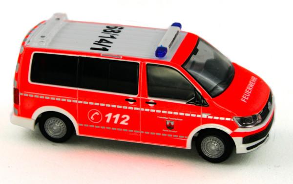 Rietze 53760 - Volkswagen T6 Feuerwehr Zirndorf - 1:87