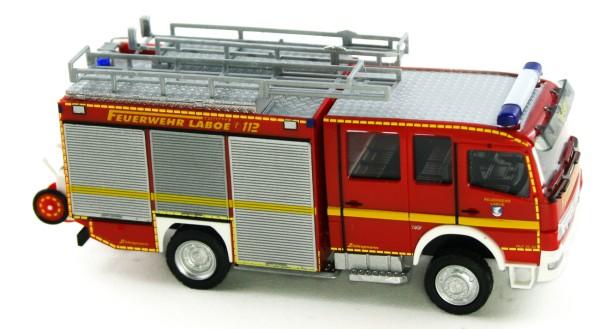 Rietze 68259 - Schlingmann MB HLF 20 FW Laboe - 1:87
