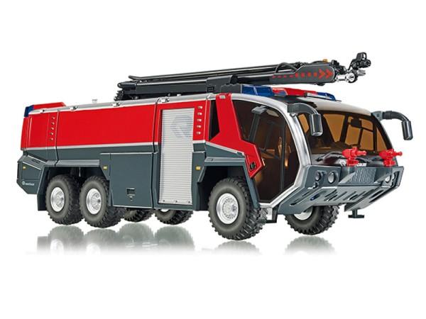 Wiking 043003 - Feuerwehr - Rosenbauer FLF Panther 6x6 mit Löscharm - 1:43