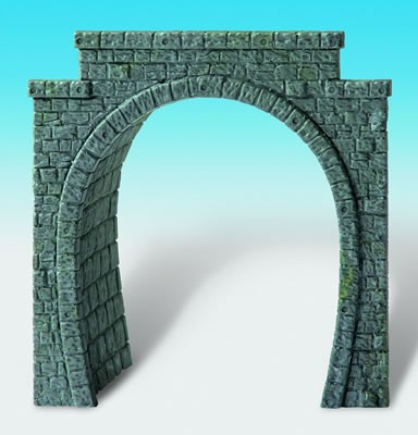 Kibri 34103 - Tunnelportal eingleisig - H0