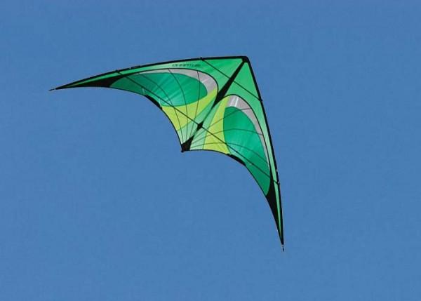 Quantum Citrus - Einsteiger-Lenkdrachen von Prism