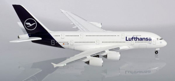 Herpa Wings 533072 - Lufthansa Airbus A380 - 1:500