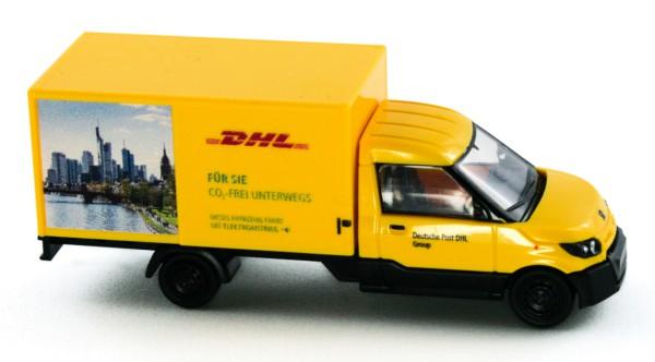 Rietze 33011 - Streetscooter Work L DHL Frankfurt - 1:87
