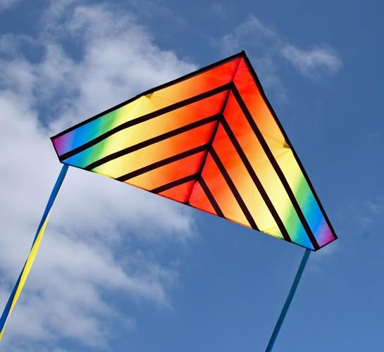 Delta Radient Rainbow von Invento-HQ (134 x 68 cm)