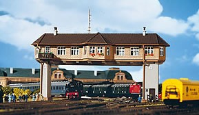 Vollmer 47603 - Reiterstellwerk - N (7603)