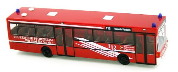 Rietze 71822 - Mercedes-Benz O405 FW Pforzheim - 1:87