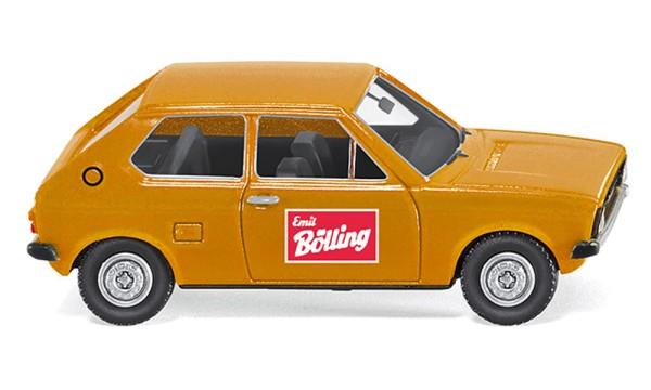 """Wiking 003647 - VW Polo 1 """"Bölling"""" - 1:87"""