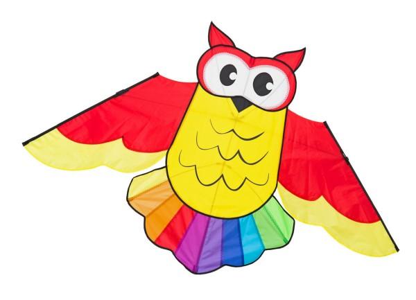 Invento-HQ Einleiner Owl Kite - Eule (145 x 85 cm) - R2F