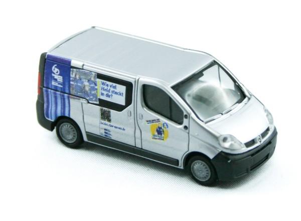 Rietze 51382 - Renault Traffic Kasten - THW Moers - 1:87