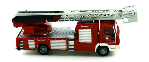 Rietze 72605 - Iveco DLK 32 Feuerwehr Brandis - 1:87