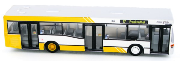 Rietze 75219 - Mercedes-Benz O 405 N2 3-trg. Verkehrsbetriebe Gera - 1:87