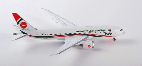 Herpa Wings 532730 - Biman Bangladesh Airlines Boeing 787-8 Dreamliner - 1:500