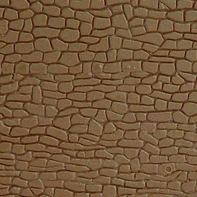 Kibri 34120 (4120) - Mauerplatte Unregelmäßig mit Abdecksteinen - Fläche: 240cm² - H0