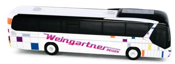 Rietze 69620 - Neoplan Jetliner, Weingartner Reisen - 1:87