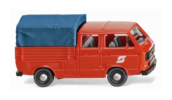 """Wiking 029306 - VW T3 Doppelkabine """"ÖBB"""" - 1:87"""